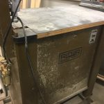 Ritter R200 Single Spindle Pocket Hole Boring Machine / Drill Tub
